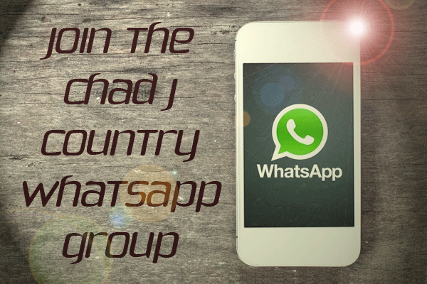 Chad J Country WhatsApp Group