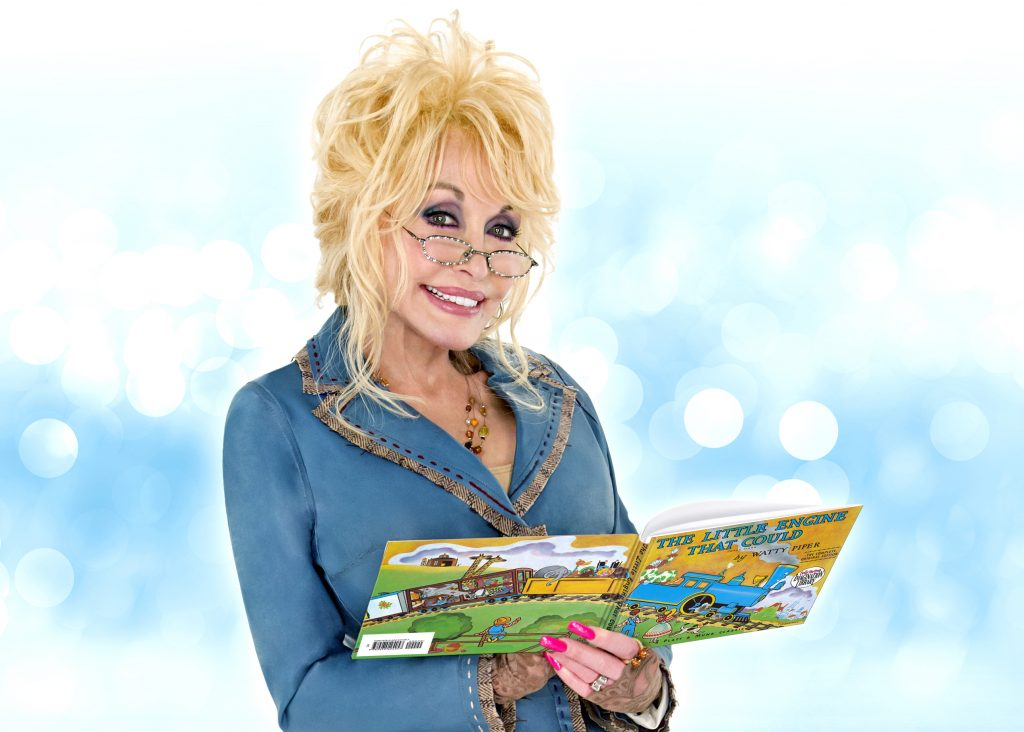 Dolly Parton to read childrens bedtime stories
